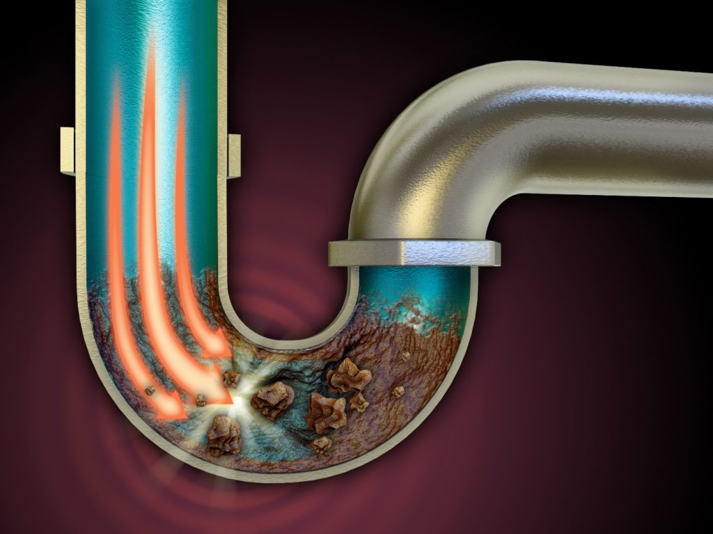 Clogged Drains and Sewer Lines
