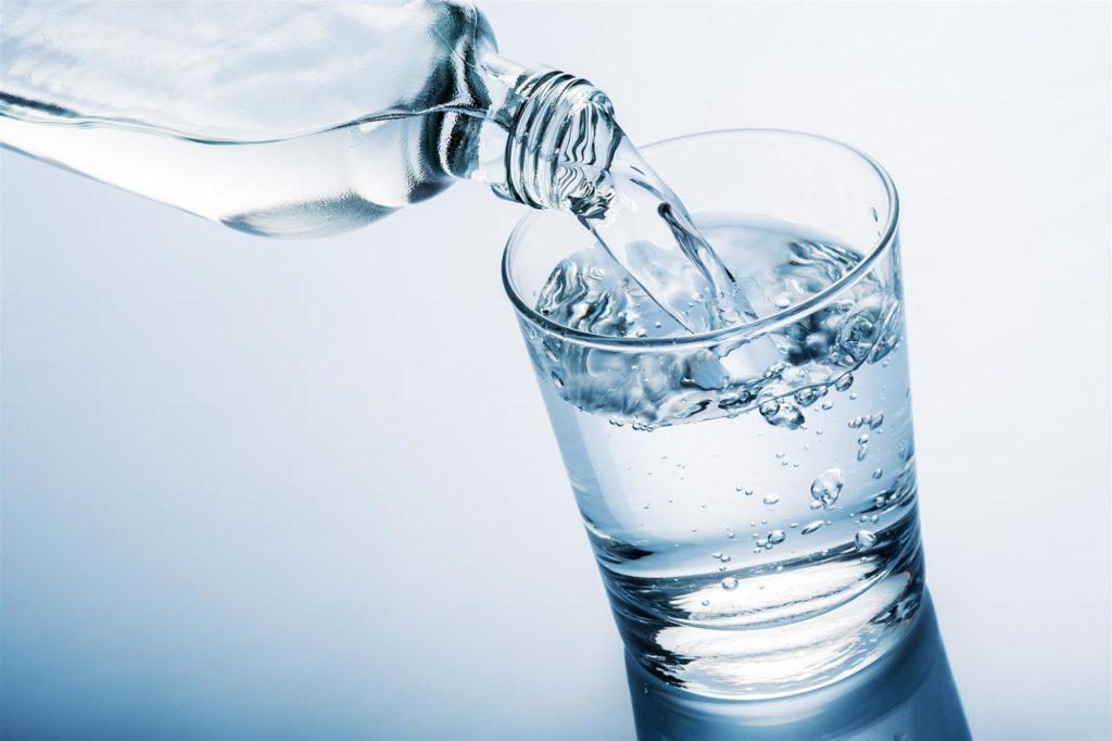 drinking bottle water