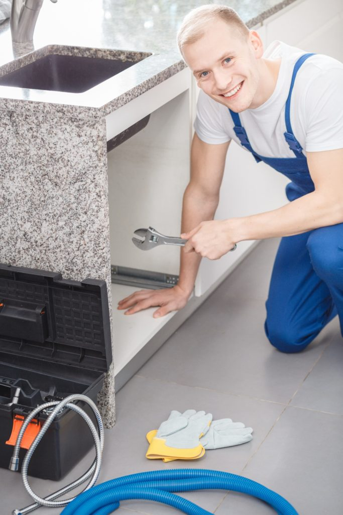want a professional plumber for drain cleaning