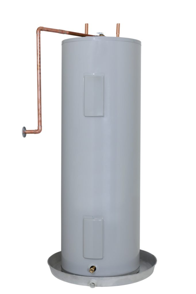 electric water heater tank