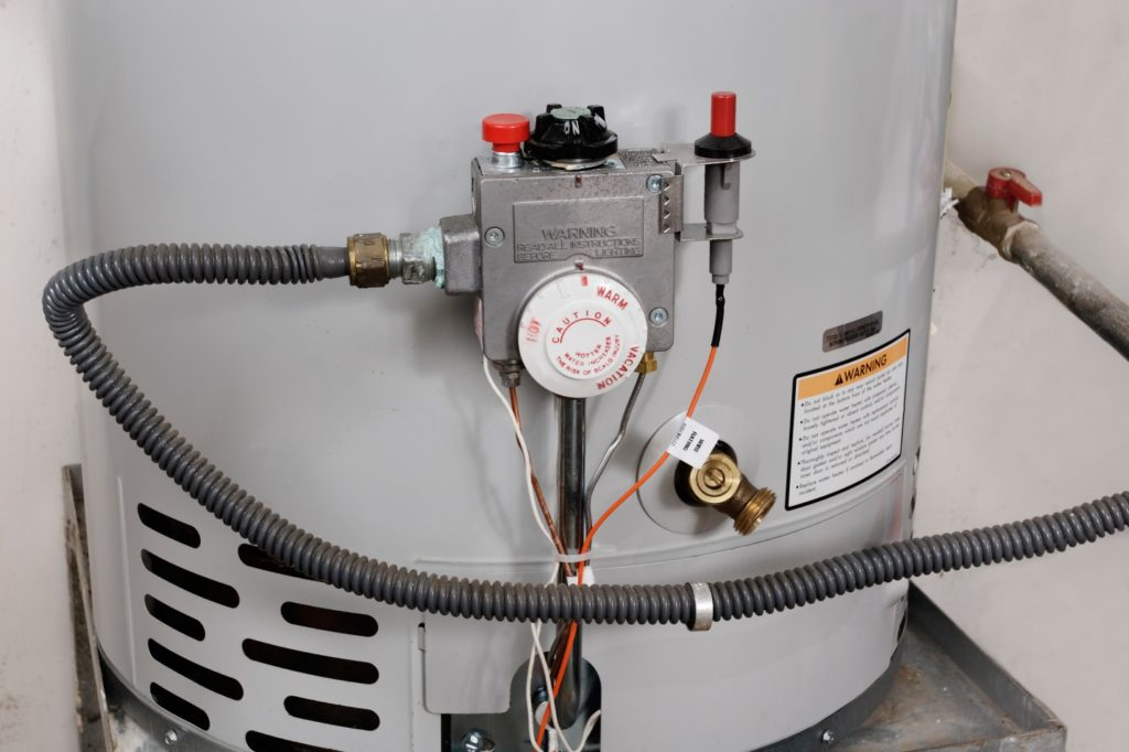 install water heater