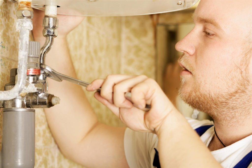 plumber image