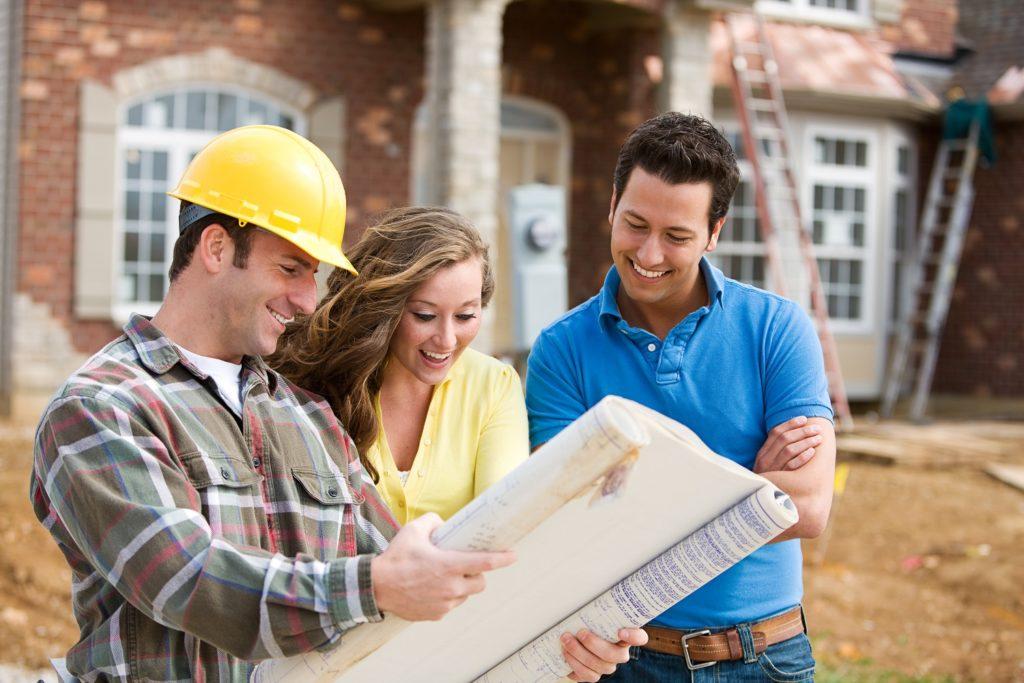Строительство: домовладельцы рады взглянуть на планы